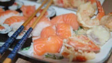 Como fazer sashimi