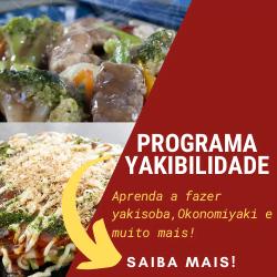 Curso Programa Yakibilidade - Aprenda a fazer yakisoba