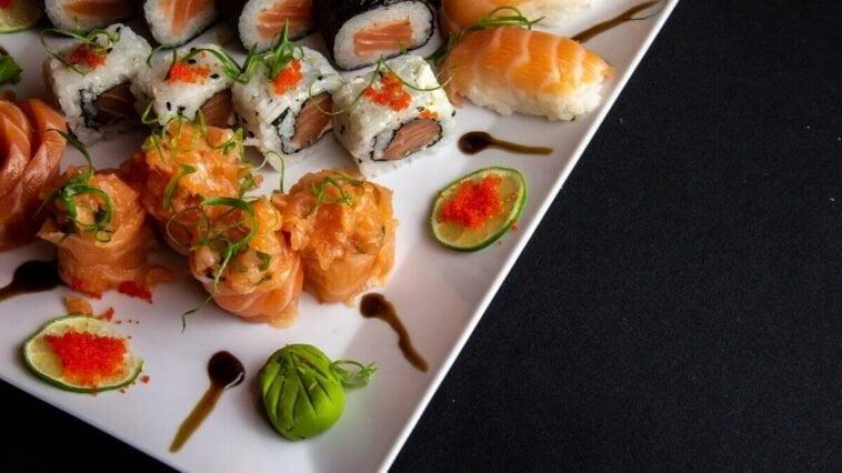 Os Sushimans e a culinária japonesa