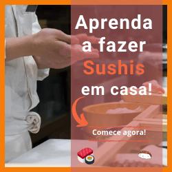 Curso de Sushi online em casa - Sushiman Hiro