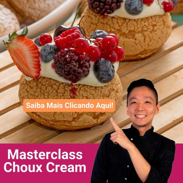 curso choux cream lp ca | Comidas Asiáticas